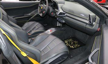 2014 Ferrari 458 Spider awd