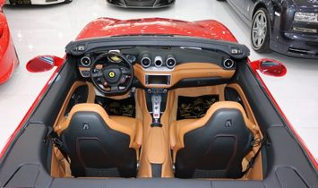 2016 Ferrari California T awd