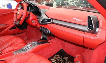 2015 Ferrari 458 Spider awd