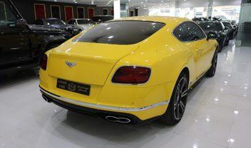 2016 Bentley Continental GT awd