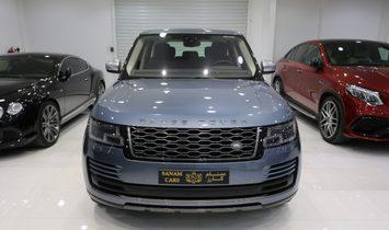 2019 Land Rover Range Rover HSE awd