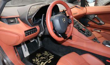 2018 Lamborghini Aventador awd