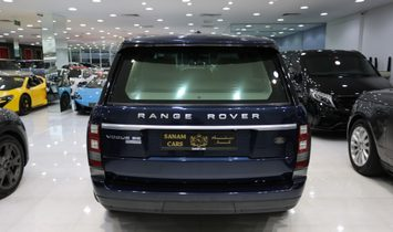 2013 Land Rover Range Rover Supercharged awd