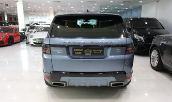 2018 Land Rover Range Rover Sport HSE awd