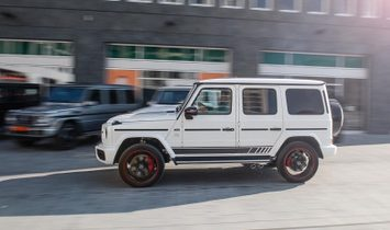 G500 4x4² 2018 Production ElectricBeam New