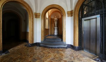 Flamboyant Top Floor Apartment With Tower In Bellosguardo, Florence