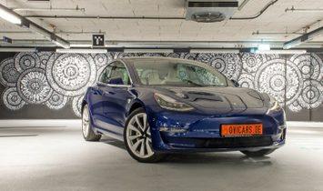 "Premium Blue 19"" max Reichweite AWD DualMotor"