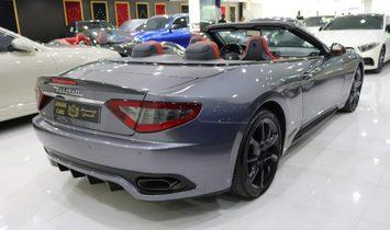 2015 Maserati GranCabrio Sport awd