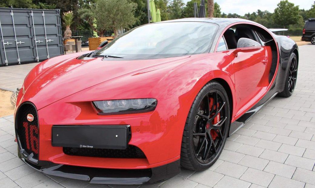 2019 Bugatti Chiron awd