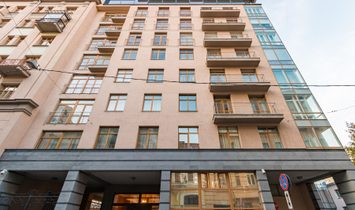 Apartment In The Residential Complex Barykovskiye Chambers