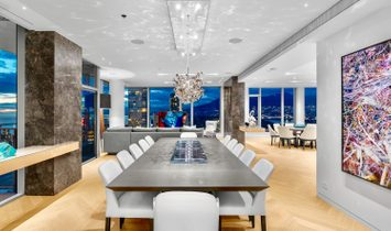 VANCOUVER'S EXCLUSIVE PENTHOUSE AT THE HOTEL GEORGIA RESIDENCES - A WORLD CLASS OFFERING!