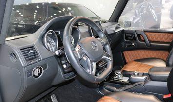 2015 Mercedes-Benz G 63 AMG