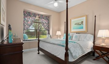 Beautiful home situated on an ultra-private 1.02-acre lot within Waterford Pointe!