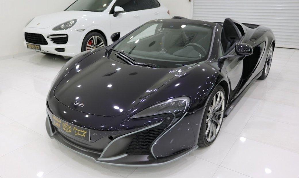 2015 McLaren 650 S awd