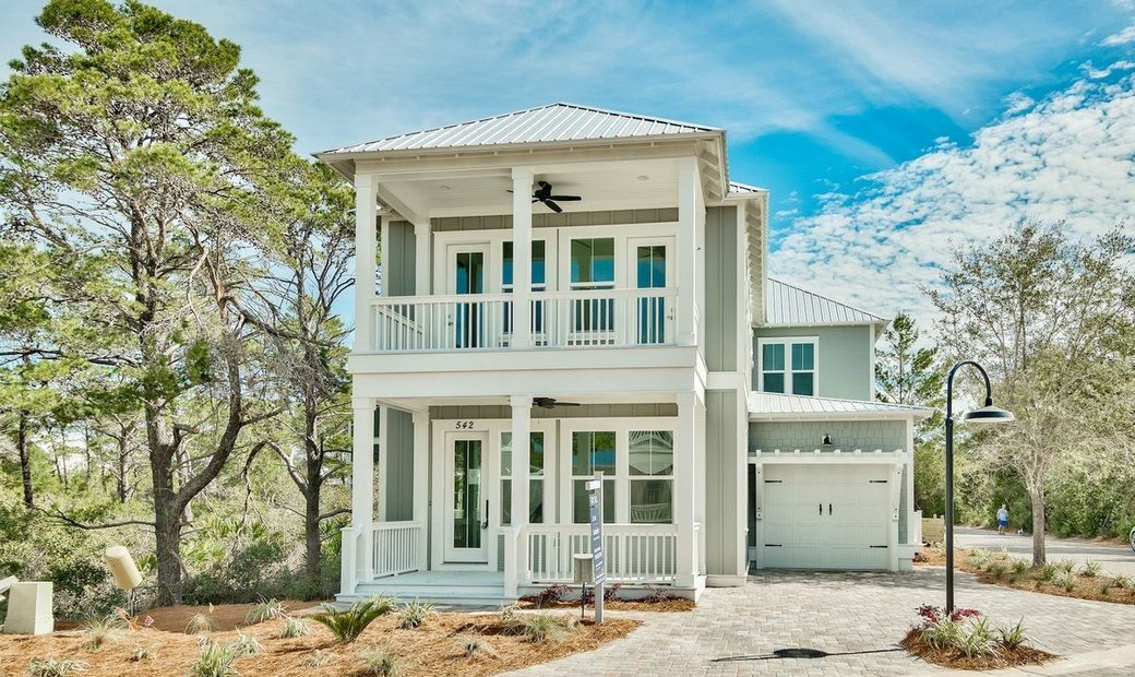 Florida Cottage In Point Washington Area Perfect For Outdoor Lifestyle