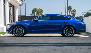 2019 Mercedes-Benz AMG GT 63 S 4MATIC
