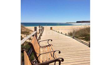 Villa sea front in Sagres