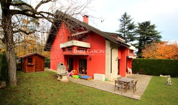 House for sale near the lake in Versoix