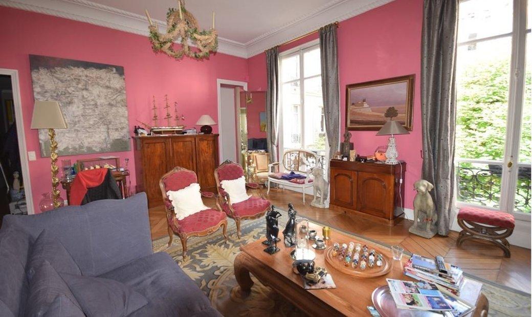Sale - Apartment Paris 8th (Faubourg-du-Roule)