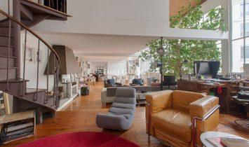 Loft-style duplex apartment for sale in Paris 11th - Jean-Pierre Timbaud