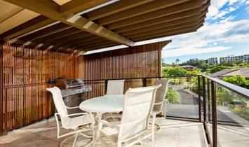 Recently Remodeled Oceanview Wailea Elua Condo On Exquisite Ulua Beach