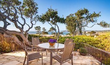 Quiet Cove On Carmel Beach