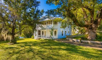 Two Waterfront Properties In Vibrant, Historic Downtown Melbourne