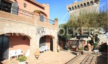 Fancy and elegant Villa facing the sea of San Felice Circeo