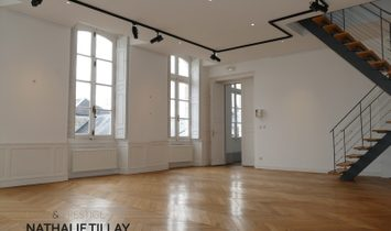 Orleans, for sale, private mansion, 15 rooms
