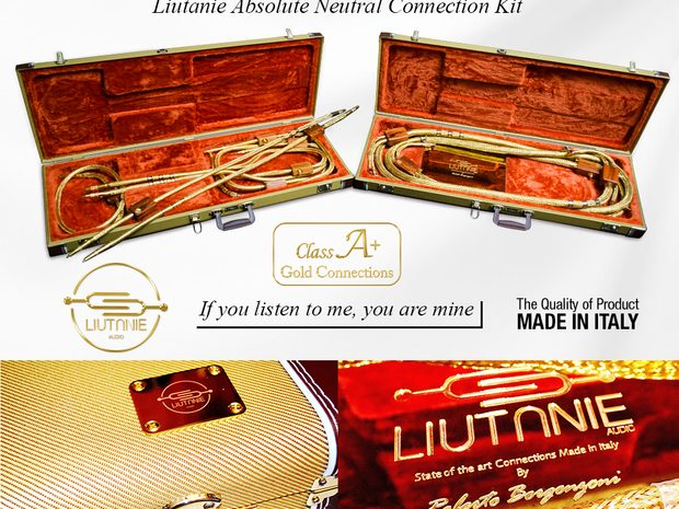 Liutanie Absolute Neutral Gold Connection Kit (10757868)