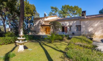 Sale - House Vallauris