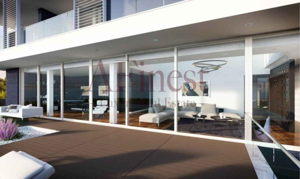 Luxury villa in privileged zone of Oeiras, poets Park with view of river