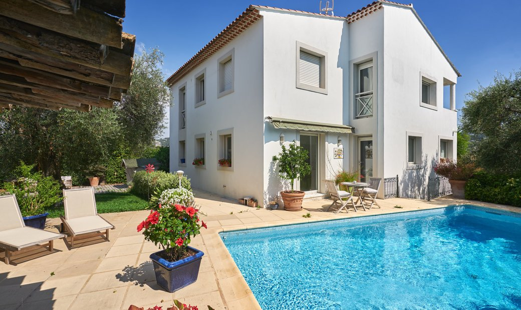 Sale - House Cannes (Petit Juas)