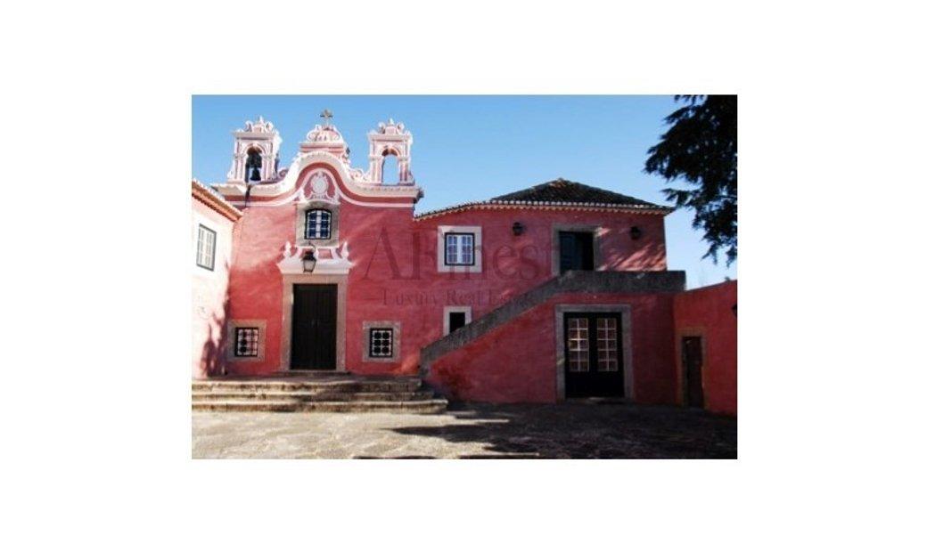 Quinta da Madre de Deus in Sintra