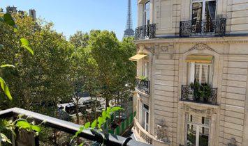 Sale - Apartment Paris 16th