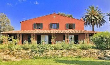 Villa a Castagneto Carducci, Toscana, Italia 1