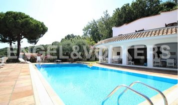 Luxury Villa with pool facing the sea of San Felice Circeo