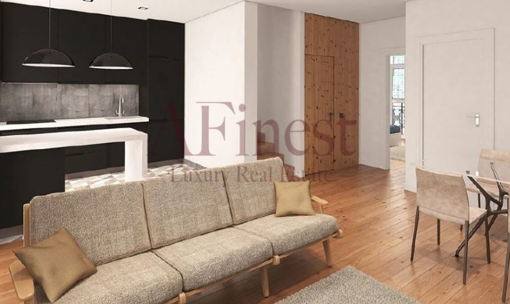 Excellent T1 apartment in the heart of Lisbon
