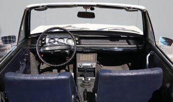 1968 BMW 1600-2 Convertible