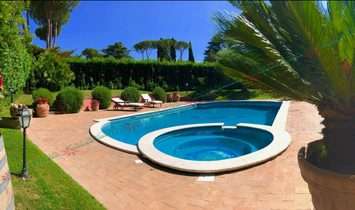 FOR SALE!CURED IN ALL ITS DETAILS,THE VILLA OFFERS FOR THE ENTIRE FAMILY,WIDE MODERN SPACES.
