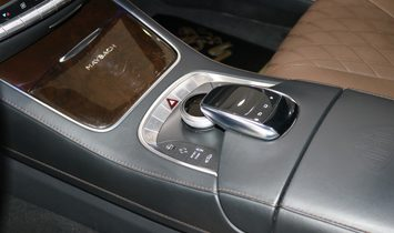 2016 Mercedes-Benz S 500 awd