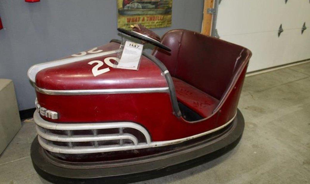 Dodge Bumper Car