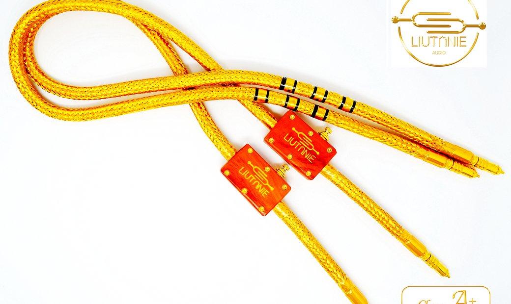 Liutanie Olimpo Signal Gold RCA Unbalanced - Cp 0,80 M