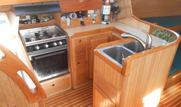 Westsail 42 Cutter