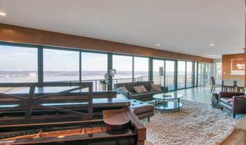 Inspirational Living With Hudson River Views