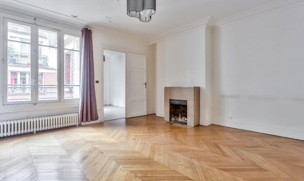 Appartement Paris 2 pièce(s) 37 m2