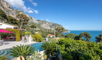 Seasonal rental - Villa Èze