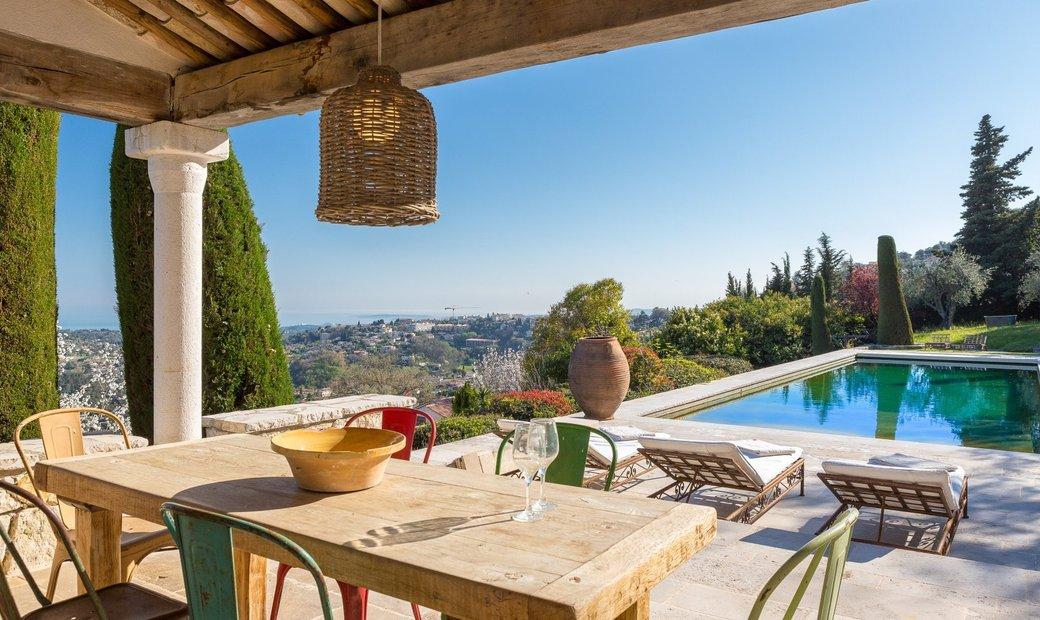 Seasonal rental - Property Vence