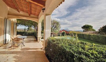 Aix-en-Provence: Modern house for sale with views of Mount Sainte-Victoire