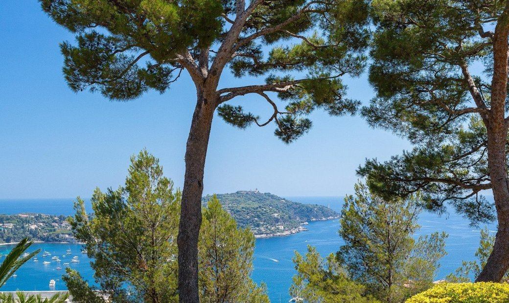 Seasonal rental - Apartment Villefranche-sur-Mer (Corne d'Or)
